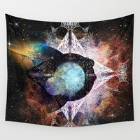 It's Complicated V. 3: In Space Wall Tapestry by J.Lauren