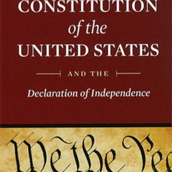 U.S. Constitution and Declaration of Independence - Pocket Size: Sweetwater Press: 9781581738414: