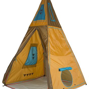Pacific Play Tents Kids Giant Teepee Tent - 60`` x 60`` x 96``