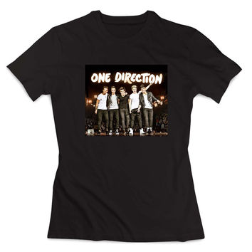 One Direction Where We Are Tour Clothing T shirt Women
