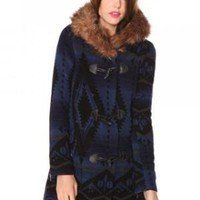 Bostwick Wool Toggle Coat - Blue | NASTY GAL | Jeffrey Campbell shoes, Evil Twin, MinkPink, BB Dakota, vintage dresses + more!
