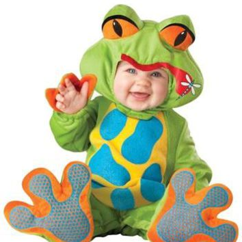 Bably Lil' Froggy Costume