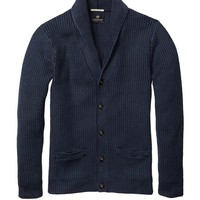 High Twist Cotton Cardigan - Scotch & Soda