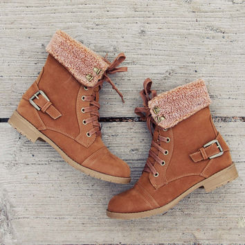 Scout Sherpa Boots