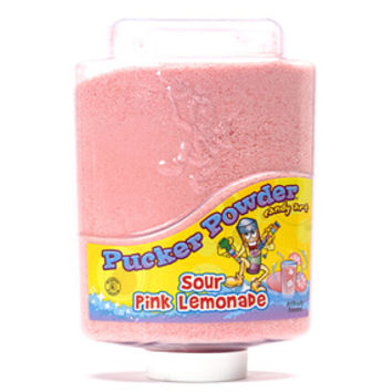 Pucker Powder - Pink Lemonade: 9-Ounce Bottle
