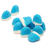Pufflettes Gummy Bites - Blue Raspberry: 5LB Bag