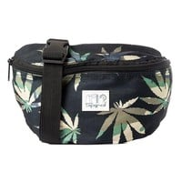 iHeartRaves Ganja Weed Fanny Pack (Camo)