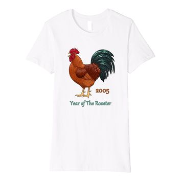 Year of The Rooster 2005 T-Shirt