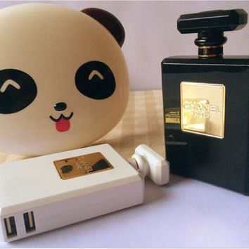 Chanel Perfume Bottle Power Bank