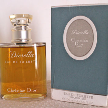 Vintage Diorella EDT 100ML-3.4FL.OZ.  New Bottle!