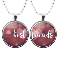 Best Friend Necklace Set
