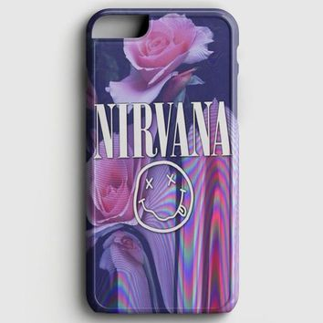 Nirvana Hipster Swag iPhone 7 Case
