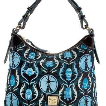 Disney Star Wars Cruise Line Satchel Hobo Dooney Bourke New with Tags