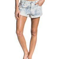 Roxy - Hearted Print Shorts