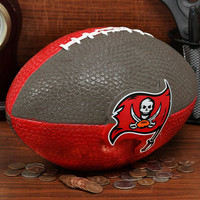 Tampa Bay Buccaneers Coin Bank