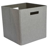 "Fashion Cube Storage Bin (13"") - Threshold™"
