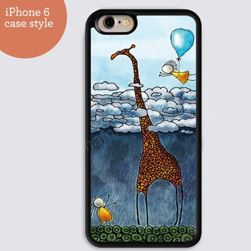 iphone 6 cover,Abstract cartoon Giraffe iphone 6 plus,Feather IPhone 4,4s case,color IPhone 5s,vivid IPhone 5c,IPhone 5 case Waterproof 275
