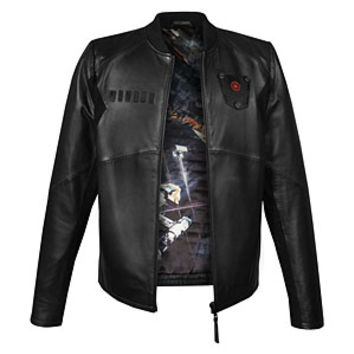 """Imperial """"TIE Pilot"""" Leather Jacket - Limited Edition"""