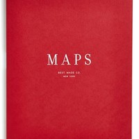 Best Made Co 'Map' Notebook