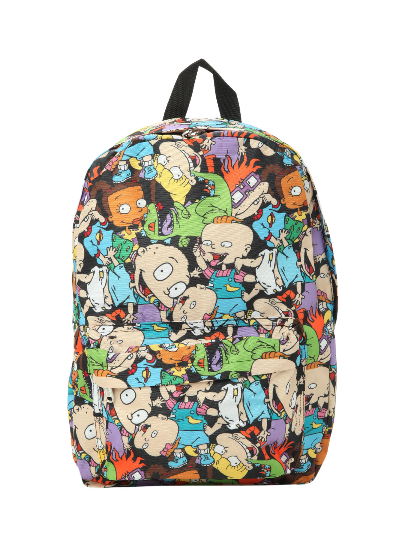 4aca8c64ab50a Rugrats Characters Backpack from Hot Topic