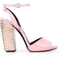 Philipp Plein 'feel It' Sandals - Le Marché Aux Puces - Farfetch.com