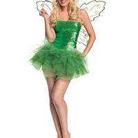 Sequins Fairy Costume | Sexy Clothes Womens Sexy Dresses Sexy Clubwear Sexy Swimwear | Flirt Catalog