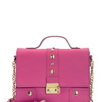 Brentwood Leather Flap Crossbody by Juicy Couture