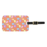 Sweet As Cotton Candy Luggage Tag
