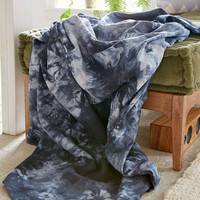 Vintage Muted Indigo Blanket - Urban Outfitters