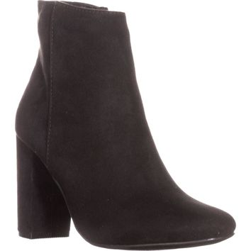 MG35 Cambrie Ankle Boots, Black, 7 US