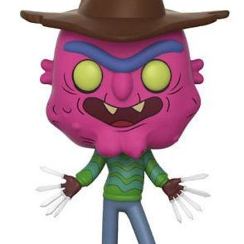 Funko Pop Animation: Rick and Morty - Scary Terry