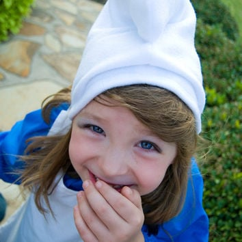 Smurfette Costume for little girls by LaLooDesigns on Etsy