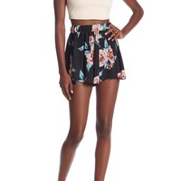 SHOW ME YOUR MUMU | Carlos Floral Swing Shorts | Nordstrom Rack