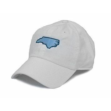NC Chapel Hill Gameday White Hat by State Traditions