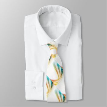 Abstract Swirl 2 Tie