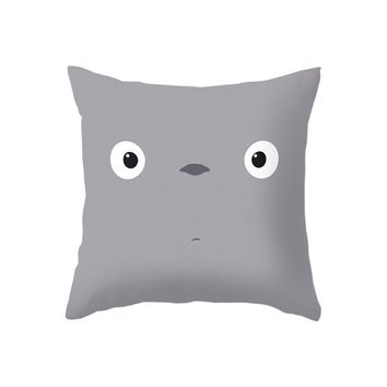 Good Morning Totoro Pillow