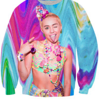 Miley Cyrus: Dirty Hippie Trippy