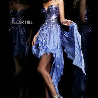 Sherri Hill 1922 High Low Dress