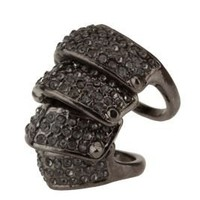 Armor Plate Knuckle Ring