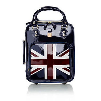 Brit Candy Case - Leather Photo Albums, Leather Wallets, Leather Goods & Leather Gifts - Aspinal of London