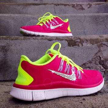 Women  39 s Nike Free Run 5.0+ Running Training Jogging Shoes 580591- fcf121968