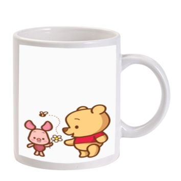 Gift Mugs | Winnie The Pooh From Disney Ceramic Coffee Mugs
