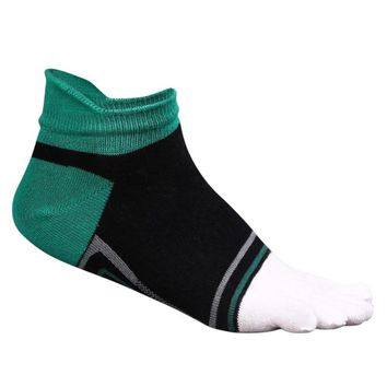 Balight Outdoor Sport Five Finger Sport Socks Male Cotton Soft Sock Male  Breathable Ankle Cycling Camping  Running Socks