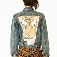 Wild One Denim Jacket