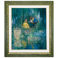 Disney For the Love of Beauty Limited-Edition Giclée | Disney Store