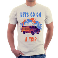 Let's Go On A Trip T-Shirt