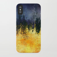 My burning desire iPhone Case by HappyMelvin