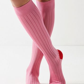 Hysteria By Happy Socks Cilla Knee-High Sock | Urban Outfitters