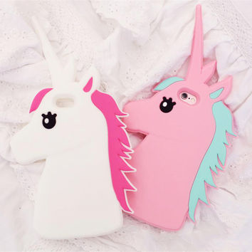 Unicorn Phone Case Cover For iPhone