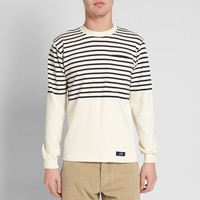Bleu de Paname Long Sleeve Sailor Tee